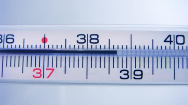 termometro febbre da