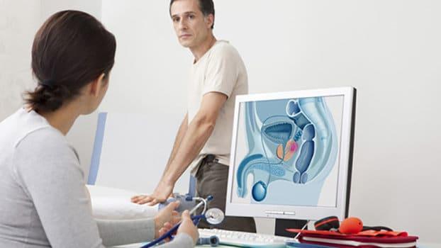 il centro migliore per la prostata ingrossata provocando insufficenza renale