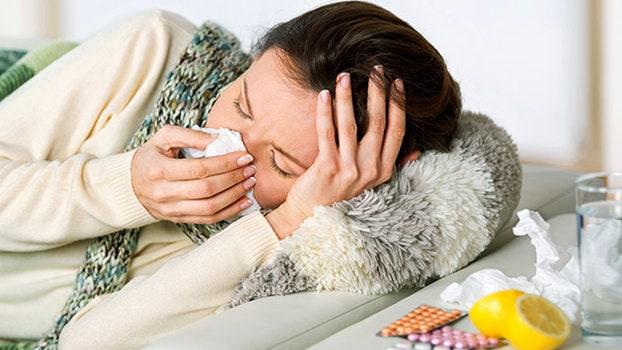 Influenza senza febbre, cos'è e cosa fare per curarla