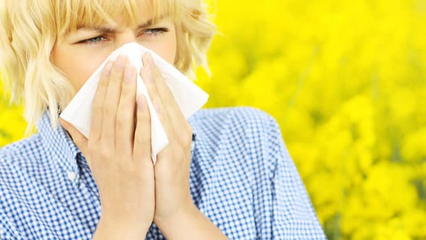 Rinite allergica, che fare?