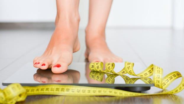 perché se faccio esercizio fisico e non perdo peso