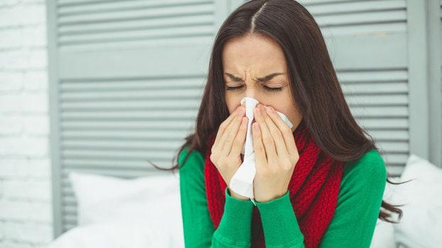 Star bene in un click for Mal di testa da raffreddore